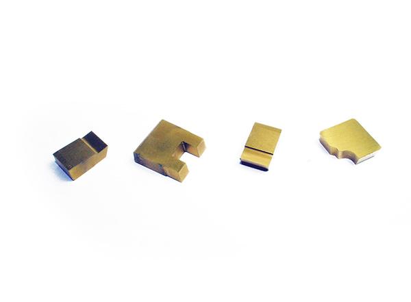 inserti poligonali, utensili a profilo